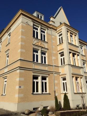 Raum für ungewöhnliche Veranstaltungen: die Villa in Augsburg