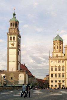 Augsburg - Raum für ungewöhnliche Veranstaltungen